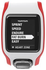 TomTom Runner Cardio_Rot-Weiß_Zonen_1